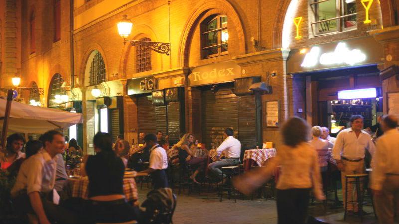 Celtic Druid Centre zone aperitif Bologna