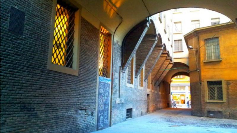 Il ghetto ebraico visitare Bologna