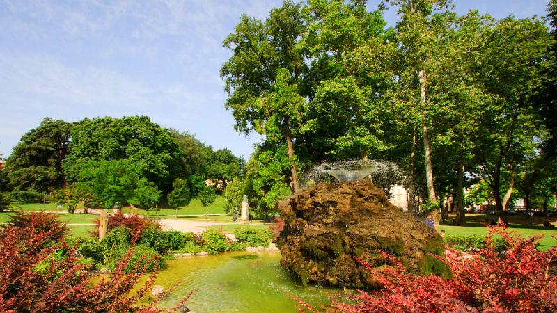 Giardini Margherita visitare Bologna