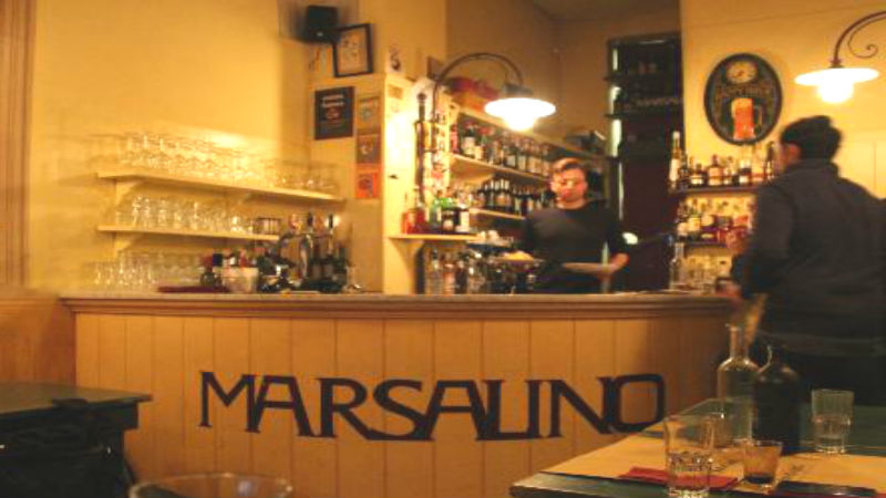 Marsalino University zone aperitif Bologna
