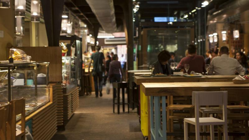 Mercato di Mezzo Centre zone aperitif Bologna