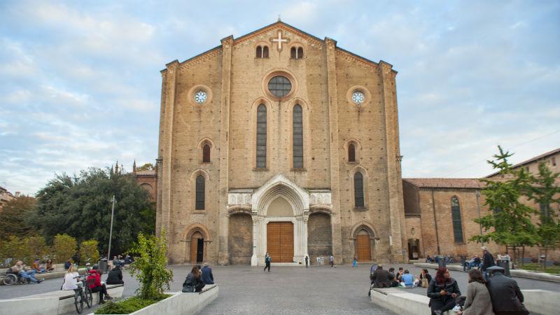 Basilica di San Francesco visitare Bologna