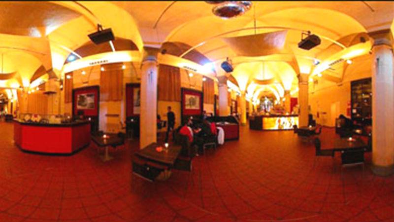 Le scuderie University zone aperitif Bologna
