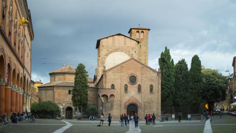 Basilica di Santo Stefano visitare Bologna