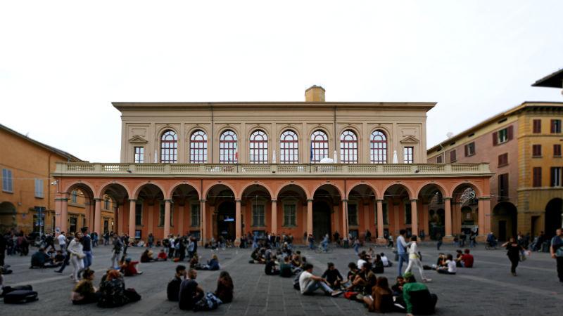 Teatro Comunale visitare Bologna