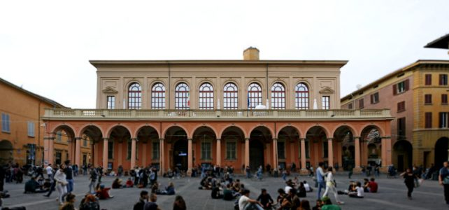 Teatro Comunale visit Bologna in two days