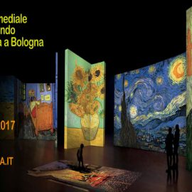 Mostre a Bologna: Van Gogh Alive – The Experience