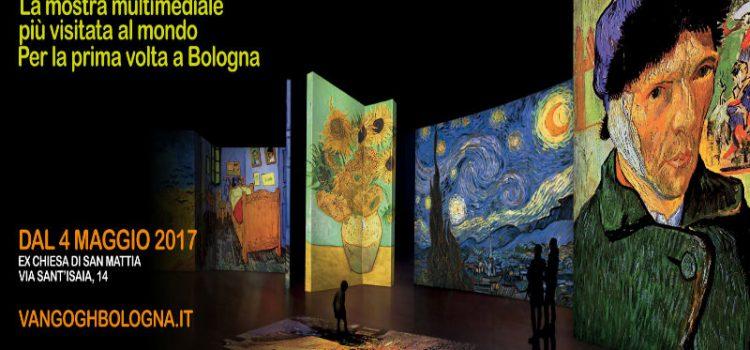 Mostre a Bologna: Van Gogh Alive – The Experience