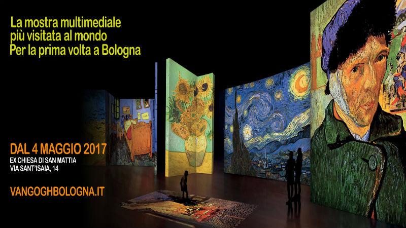 Mostre Bologna Van Gogh Alive