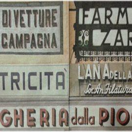 I negozi storici di Bologna