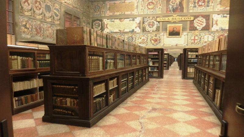 Biblioteca Archiginnasio di Bologna