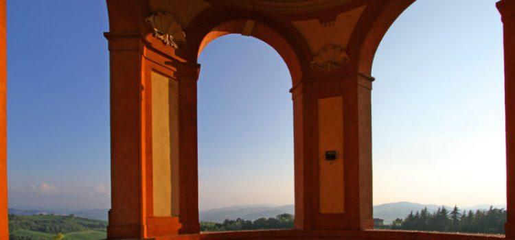 I portici illustri di Bologna