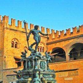 Palazzo Re Enzo Giardino della Lazzarina