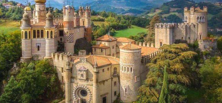 Il castello incantato di Rocchetta Mattei